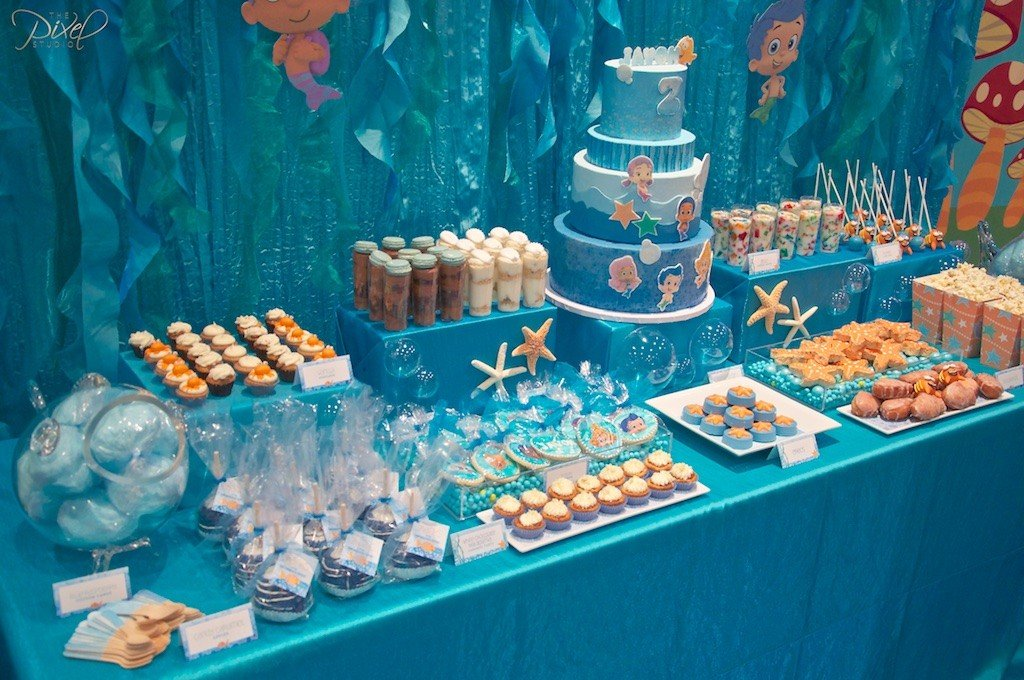 Awe Inspiring Under The Sea Dessert Table The Pixel Studio Download Free Architecture Designs Scobabritishbridgeorg